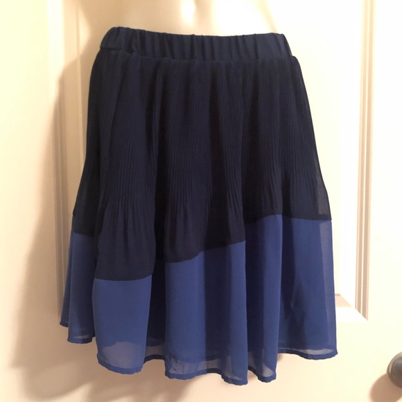 Collective Concepts Dresses & Skirts - Never worn pleated skirt